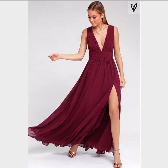 Heavenly Hues Maxi Dress